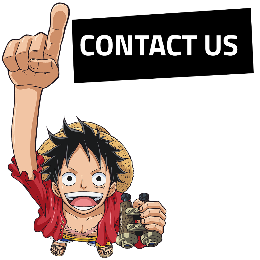 Monkey D. Luffy Contact Image