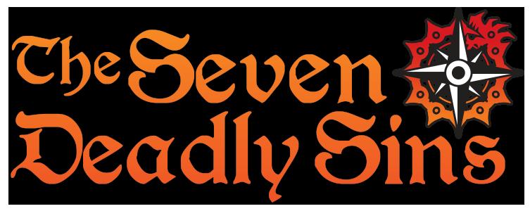 The Seven Deadly Sins Nanatsu no Taizai logo
