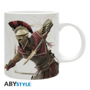 ABYstyle Assassin/'s Creed Odyssey T-Shirt Alexios